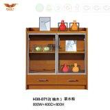Cabina del té de la melamina de los muebles de oficinas (H30-0713)