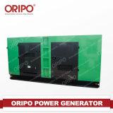 stille Diesel 281kv/225kw Oripo Generator met de Motor van de Motor Shangchai