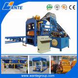 Qt10-15 Flugasche-Ziegeleimaschine-Hersteller, China-Baugeräte