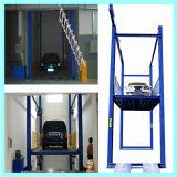 Auto Mutrade Estacionamiento OEM Mecânico Elevador Vertical Pallet Piso a Pavimento Equipamento de estacionamento