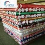 Tecido 100% poliéster de cetim / Tecido Minimatt / Tecido Pongee / Tecido de tafetá