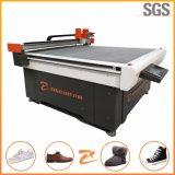 Alta velocidad y alta precisión Dieless ningún cuchillo láser máquina de fabricación de calzado 1313