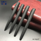판매에 상한 사업 선물 펜 검정 금속 조각 펜