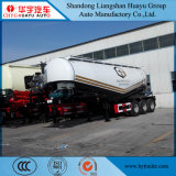 3 반 차축 35cbm 수출 시멘트 대량 운반대 유조선 트레일러