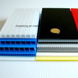 лист 1.5-10mm противостатический Corflute/лист каннелюры/гофрировали пластичный лист