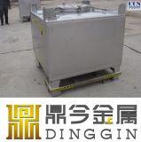 Réservoir d'huile en acier inoxydable chimique 1000 litres