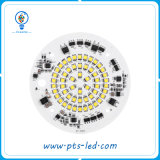 Módulo redondo do diodo emissor de luz da C.A. 110V/220V do IP 65 Driverless 3-5W para a luz de bulbo