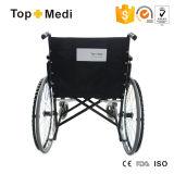 軽量の携帯用経済的な鋼鉄車椅子