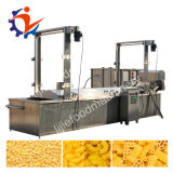 Automático Contínuo lanches máquina de fritura de alimentos