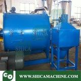 500kg/H type horizontal machine de asséchage pour la ligne en plastique de lavage