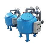 Filter van het Zand van de Pool van het Koolstofstaal van de glasvezel De Efficiënte Automatische Polijstende