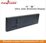 24 '' TFT ultra rekten Staaf wijd Uitgerekte LCD HD Speler, LCD de Vertoning van de Reclame van de Advertentie uit