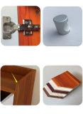 يلوّث حبّة خشبيّة ميلامين لوح يجعل حذاء خزانة