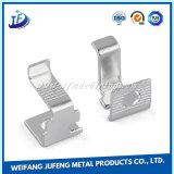Laiton/cuivre emboutissage perforation personnalisé de pièces avec de la galvanoplastie