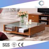 De Koffietafel van het Bureau van de goede Kwaliteit met Lade (cas-CF1804)