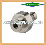 Ar15-hoog Precisie CNC die Delen, de Vervangstukken van het Roestvrij staal, CNC Draaiende Delen machinaal bewerken