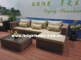 高品質及び普及した屋外の藤のテラスの家具