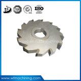 Медные/латунные стальные алюминиевые части филировальной машины подвергли механической обработке CNC, котор