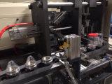 Máquina que moldea de 2 cavidades del animal doméstico del soplo completamente automático del tarro