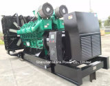 дизель Genset генератора Yuchai резервной силы 110kVA 88kw тепловозный