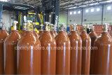 Oxigênio do cavalo-força de 50 litros/tanques do CO2/ar para plantas de gás
