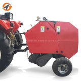 歩くトラクターのためのセリウムによって証明される小型手の干し草の梱包機