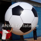 Balão inflável da esfera do balão do futebol do PVC para a mostra