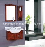 純木の浴室用キャビネットの純木の浴室の虚栄心(KD-443)