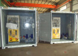 ISO標準の移動式燃料の容器端末