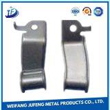 Металлический лист точности OEM изготовленный на заказ покрынный никелем стальной штемпелюя часть
