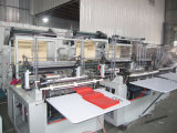 Equipo Heat-Sealing & Cold-Cutting Bag-Making máquina