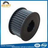 Polea de distribución del material de acero con tratamiento ennegrecen