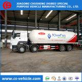 나이지리아를 위한 20cbm 35cbm 35.5cbm LPG 유조 트럭