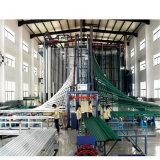 De Profielen van de Uitdrijving van het aluminium/van het Aluminium voor de Deur van de Lente (Ra-014)