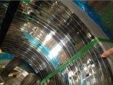 Tiras de acero inoxidable laminado en frío (430 2B con el papel).