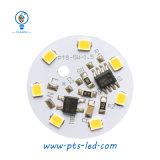 Alto módulo de la CA LED de Driverless 5W 50m m del lumen para la luz de bulbo