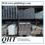 Canal de acero del buen precio de Q235B para la estructura de edificio