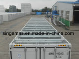 Iso-Certified Brand New 45 Feet High Cubes Metal disc Wide Shipping Container for Natural Gas Storage Tanks