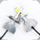 Faro caldo H1 H3 H7 H11 H4 9006 9005, lampadina luminosa eccellente H7 dell'obiettivo del proiettore del faro LED di vendita C6 LED del faro del LED