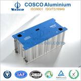 Extrusion d'aluminium approuvée SGS pour boîtier électronique avec certificat ISO9001