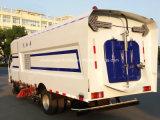 Lavaggio della strada della spazzatrice di via di Isuzu 6m3 e camion ampio