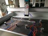 Machine de développement de bord en verre triaxial automatique de commande numérique par ordinateur