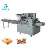 Halbautomatischer Sauerteig-Brot-horizontaler Verpackungs-Maschinen-Hochgeschwindigkeitslieferant