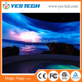 China P2.5 Cores Fábrica Display LED para interior