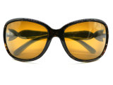 Nuevos vidrios de gran tamaño polarizados diseño de Eyewear de la lente de la manera que vienen
