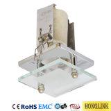 E14 Honglink хром встраиваемый потолочный светильник набегающей