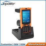 1d de 2D Scanner NFC RFID over lange afstand van de Lezer PDA van de Streepjescode voor het Gebruik van het Pakhuis