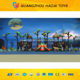 Neues Design Durable Outdoor Playground Set für Children (A-15153)