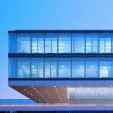 La vente directe de 15mm trempé à haute efficacité énergétique Le verre feuilleté