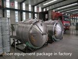 마이크로 양조장 100L, 200L, 300L, 500L, 배치 기술 맥주 전기 난방 당 1000L
